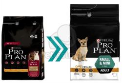 PRO PLAN OptiHealth Small & Mini Adult 3x7kg