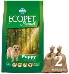 Farmina ECOPET Natural Puppy Medium 2x14kg