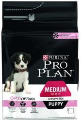 PRO PLAN OptiDerma Medium Puppy Sensitive Skin 1,5kg