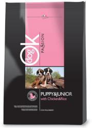 Ok PASSION Puppy & Junior 12,5kg