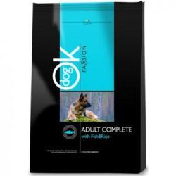Ok PASSION Adult Complete - Fish 3kg