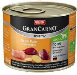 Animonda GranCarno Sensitiv - Turkey & Potato 200g