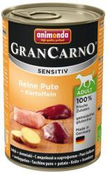 Animonda GranCarno Sensitiv - Turkey & Potato 400g