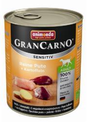 Animonda GranCarno Sensitiv - Turkey & Potato 6x800g