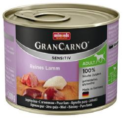 Animonda GranCarno Sensitiv - Lamb 24x200g