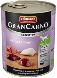 Animonda GranCarno Sensitiv - Lamb 800g