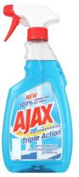 AJAX Triple Action ablaktisztító spray 500ml