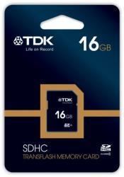 TDK SDHC 16GB Class 4 T78540
