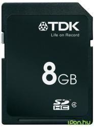 TDK SDHC 8GB Class4  T78539