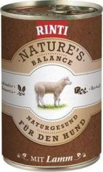 RINTI Nature's Balance - Lamb 400g