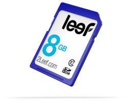 Leef SDHC 8GB Class 10 LFSDC-00810A