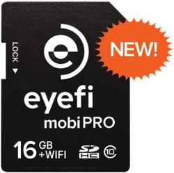 Eye-Fi SDHC Pro 16GB Class 10 MES16PRO
