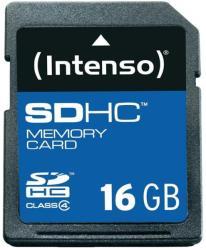 Intenso SDHC 16GB Class 4 3401470