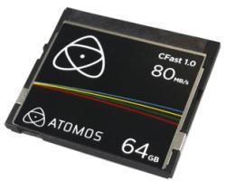 Atomos CFast 1.0 64GB ATOMCFT064