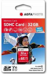 AgfaPhoto SDHC 32GB Class 10 10427