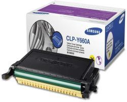 Samsung CLP-Y660A Yellow