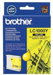 Brother LC1000Y Yellow
