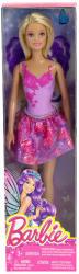 Mattel Barbie - Nyári tündér baba - lila szoknyában (CHM57)