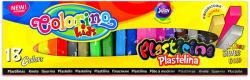Colorino Kids Négyszögletű gyurmakészlet 18 db-os