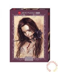 Heye Victoria Francés - Favole, Dark Rose 1000 db-os (29430)