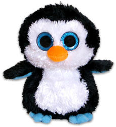 Bear Toys Nagyszemű pingvin 16cm