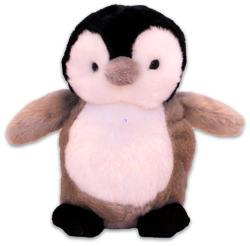Keel Toys Pingvin plüssfigura 15cm