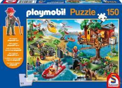 Schmidt Spiele Playmobil: Faház 150 db-os (56164)