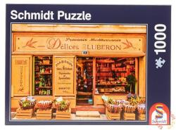 Schmidt Spiele Delikatessen der Provence 1000 db-os (58204)