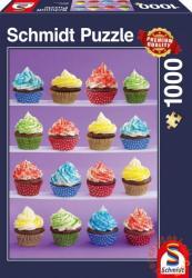 Schmidt Spiele Cupcakes 1000 db-os (58217)