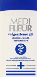 Medifleur Vadgesztenye gél visszeres, fáradt, nehéz lábakra 150ml