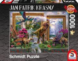 Schmidt Spiele Dinoszaurusz 1000 db-os (59336)