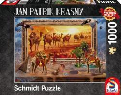 Schmidt Spiele A sivatag 1000 db-os (59338)