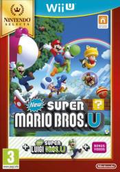 Nintendo New Super Mario Bros. U + New Super Luigi U [Nintendo Selects] (Wii U)