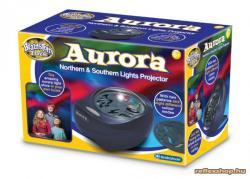 Brainstorm Aurora - Északi-Déli Sarki fény projektor