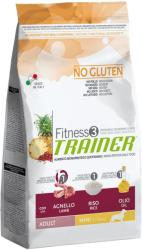 TRAINER Fitness 3 Adult Mini Lamb & Rice 2x7,5kg