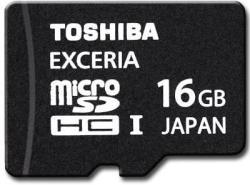 Toshiba MicroSDHC 16GB Class 10 SD-C016UHS1BL5A