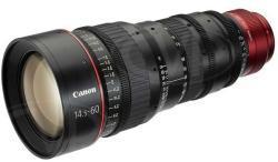 Canon CN-E 14 5-60mm T2.6 L S PL