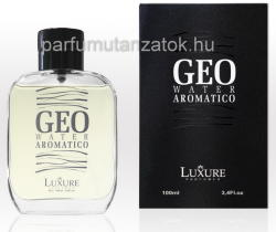 Luxure Parfumes Geo Water Aromatico EDT 100ml