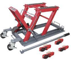 PROLINE Cric Hidraulic Pentru Motocicleta 400kg / 140-410mm (46950)