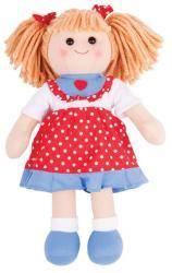 Bigjigs Toys Emily baba 35cm