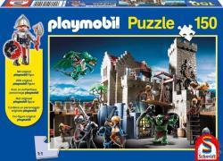 Schmidt Spiele Playmobil: Harc a királyi kicsért 150 db-os (56090)