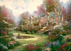 Schmidt Spiele Gardens beyond Spring Gate 2000 db-os (57453)