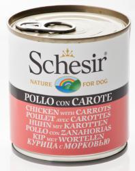 Schesir Chicken & Carrots 285g