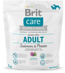 Brit Care Grain-free Adult Salmon & Potato 1kg