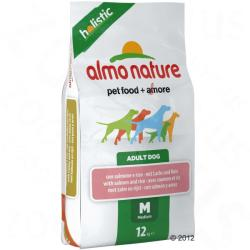Almo Nature Adult Medium - Salmon & Rice 12kg