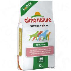 Almo Nature Adult Medium - Salmon & Rice 12kg