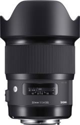 SIGMA AF 20mm f/1.4 DG HSM Art (Nikon)