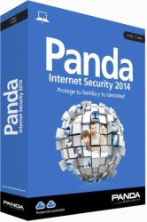Panda Internet Security 2014 Bundle (1 User, 1 Year) W12IS14B1