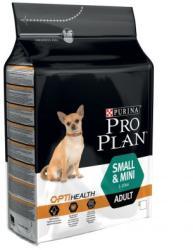 PRO PLAN OptiHealth Small & Mini Adult 3x3kg