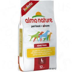 Almo Nature Adult Large - Chicken & Rice 2x12kg